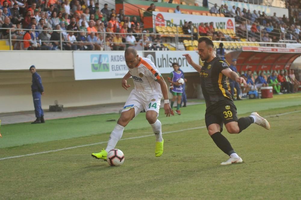 Spor Toto Süper Lig: Aytemiz Alanyaspor: 0 – E. Yeni Malatyaspor: 1 (Maç sonucu)