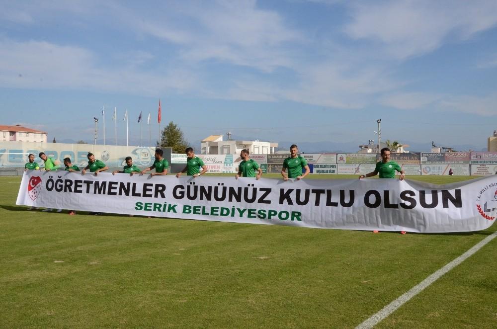 TFF 3. Lig: Serik Belediyespor: 1 – 1461 Trabzonspor: 0
