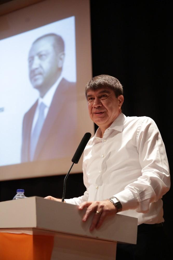 """Türel'den Kırcami açıklaması: """" Planların iptal kararı nihai karar değildir"""""""
