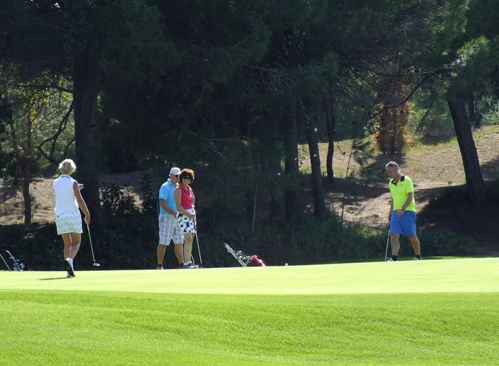 Turizmdeki artış golfe de yansıdı