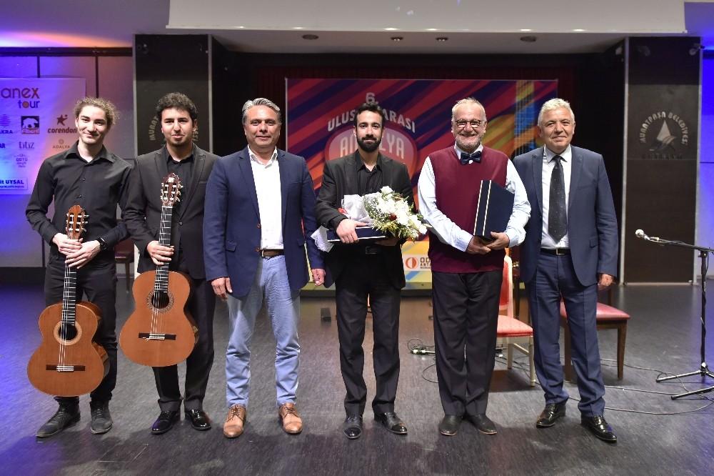 Uluslararası Antalya Gitar Festivali başlıyor