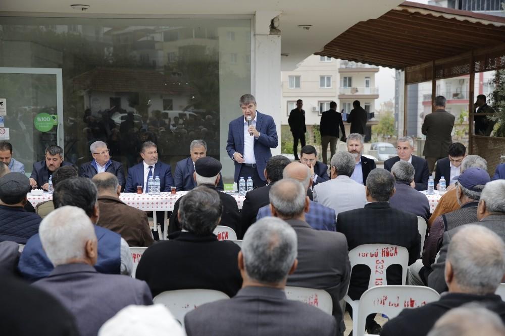 Ünsal ve Duraliler'in mülkiyet sorunu için komisyon kurulacak