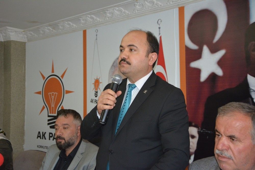 """Yıldıran: """"AK Parti ailesinde görev verilmez, alınır"""""""