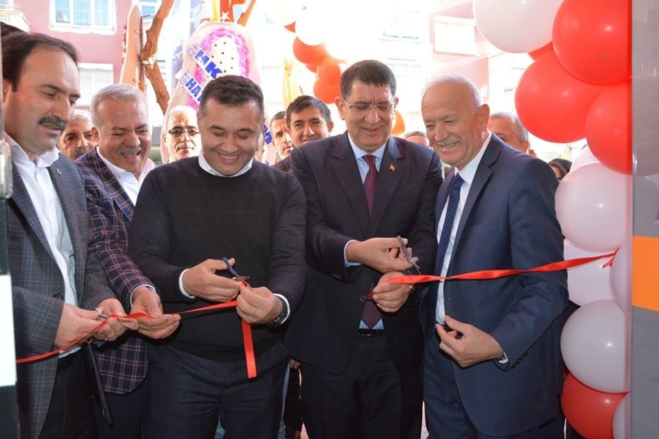AESOB Alanya Sicil Bürosu Yeni Hizmet Ofisi Açıldı