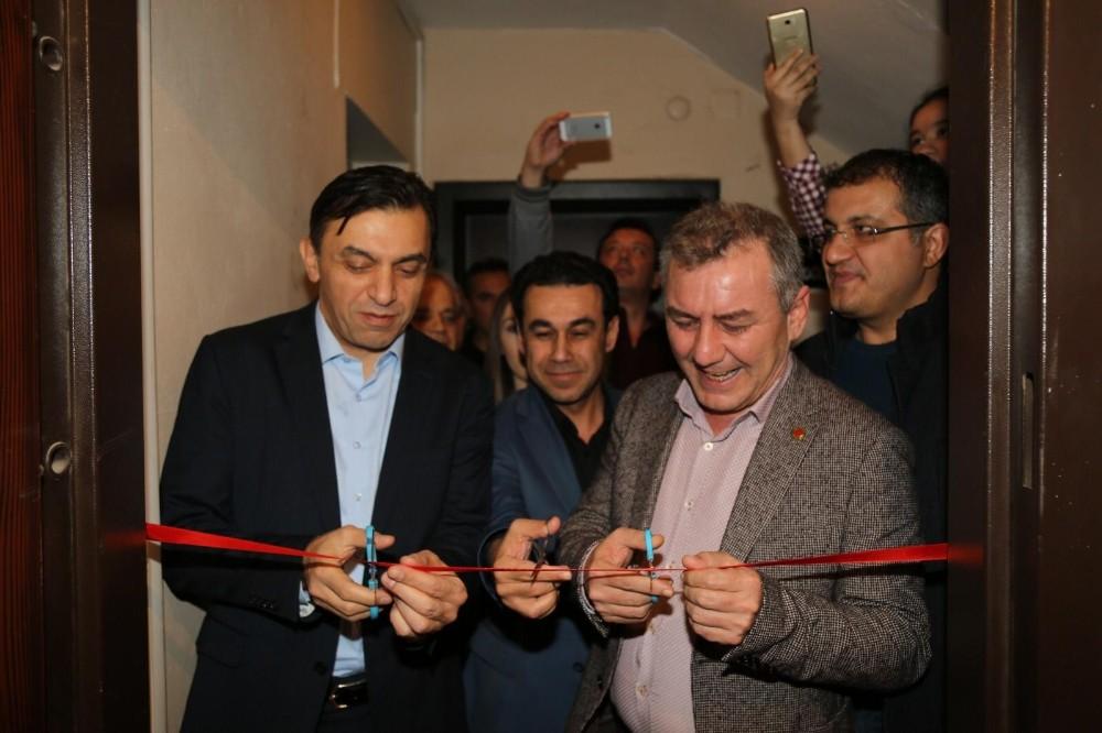 Antalya'da Çalhan – Çelik Avukatlık Bürosu törenle açıldı