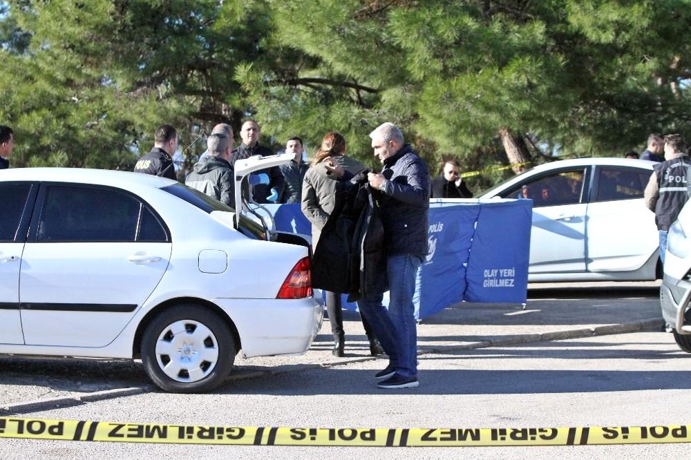 Antalya'da emniyet müdür yardımcısı intihar etti (2)
