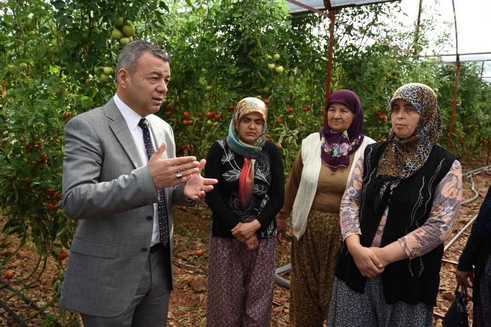 Antalya'da 'Gelin Kardeş Olalım' Projesi