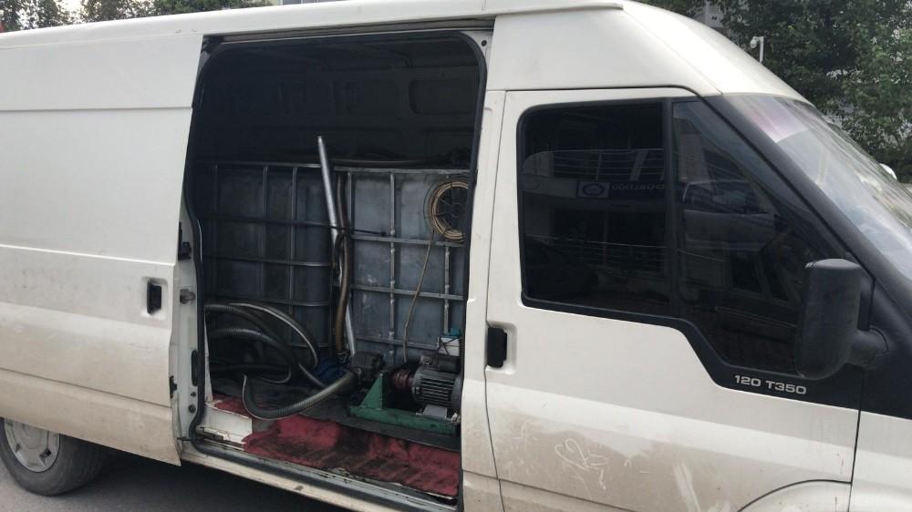 Antalya'da kaçak akaryakıt operasyonu: 3 gözaltı
