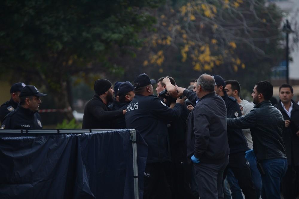 Antalya'da pompalı nişanlı dehşeti