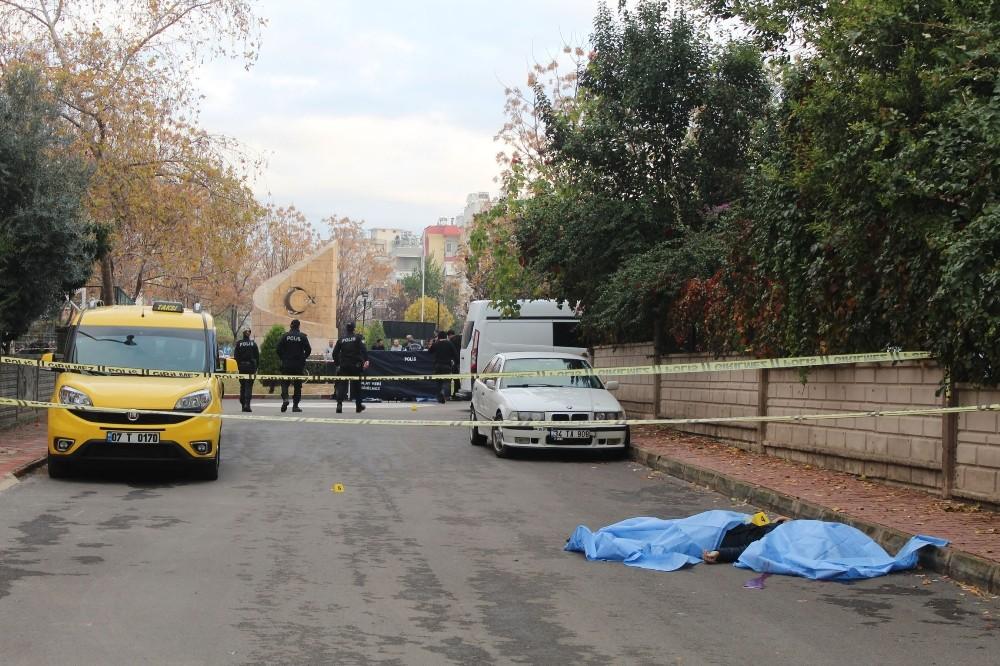 Antalya'da pompalı tüfekle nişanlısını öldüren genç intihar etti