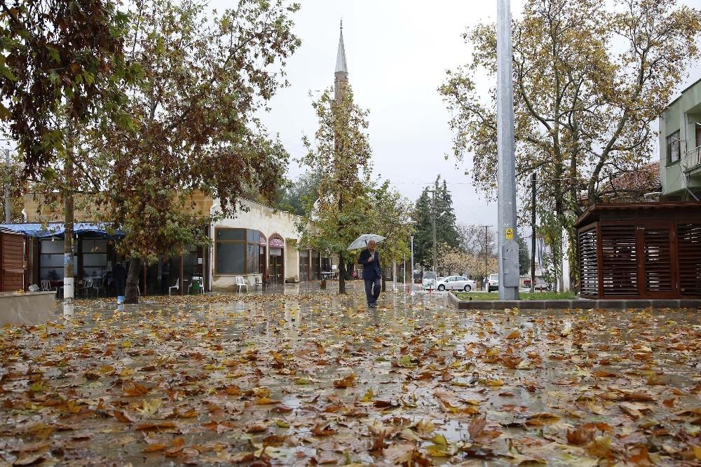 Antalya'da sonbahar