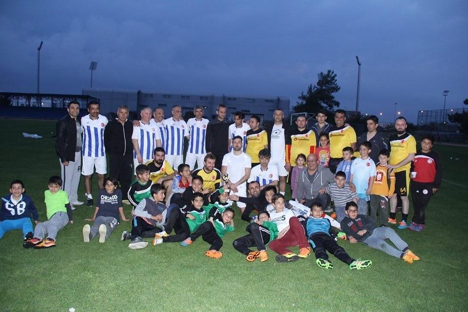 Antalya'da veli ligi başlıyor