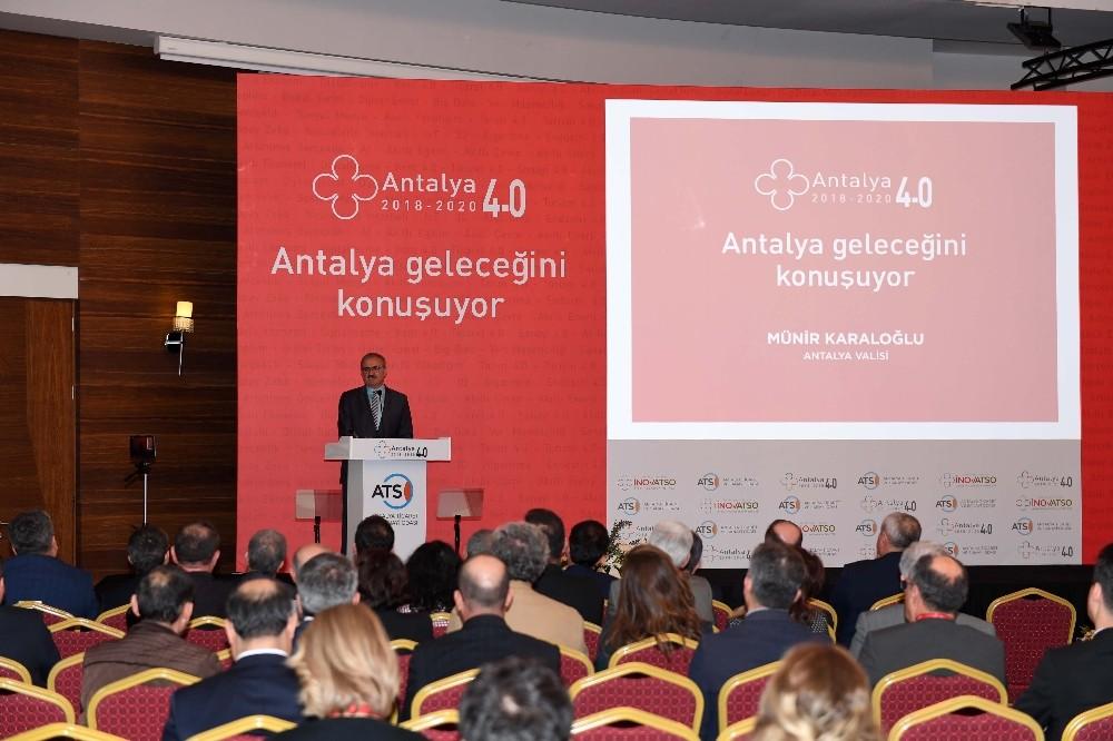 Antalya'dan Endüstri 4.0 hamlesi