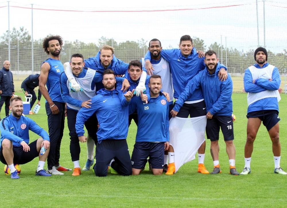Antalyaspor, Bursaspor hazırlıklarına başladı
