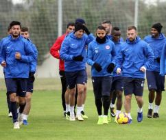 Antalyaspor'da Malatyaspor provası