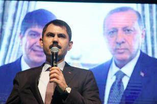 """Bakan Kurum: """"Mülkiyete ilişkin sorunları etap etap çözeceğiz"""""""