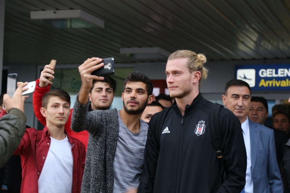 Beşiktaş, Alanya'ya geldi