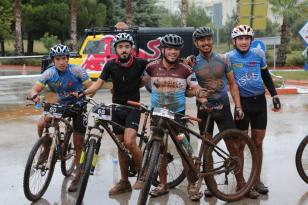 Bisiklet Tutkunları Akdeniz'de buluştu