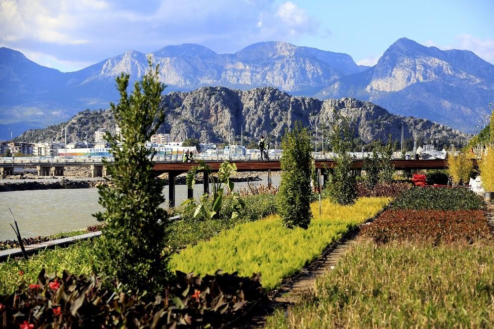 Boğaçayı Antalya'nın yeni yaşam alanı oluyor