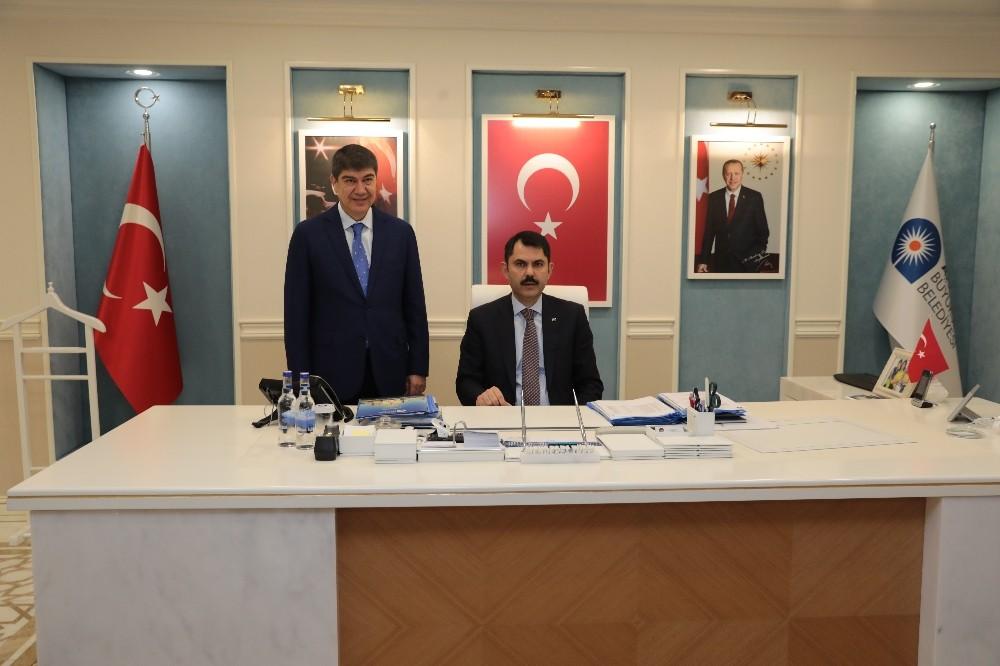 Çevre ve Şehircilik Bakanı Murat Kurum'dan 100. Yıl müjdesi