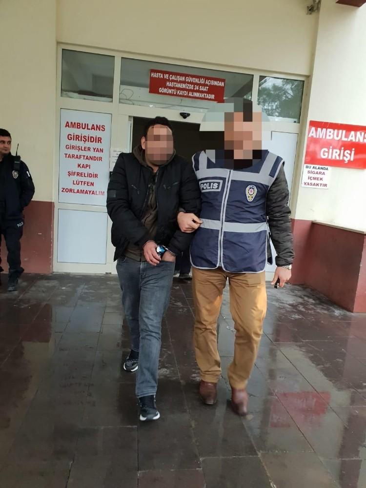 Gaziantep'te hırsızlık yaptı Manavgat'ta yakalandı
