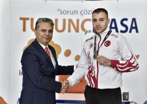 Hasan Mert Kızıl, Avrupa 2'ncisi oldu