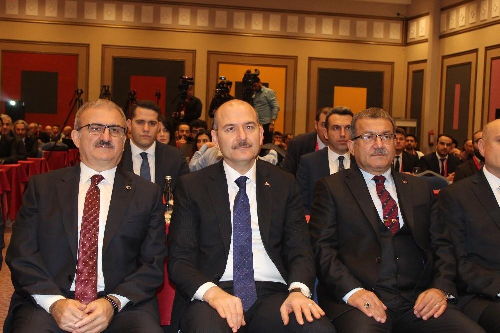 """İçişleri Bakanı Soylu: """"Zamanların en büyük rekoru olan bin 271 kilo eroin Erzincan'da ele geçirildi"""""""