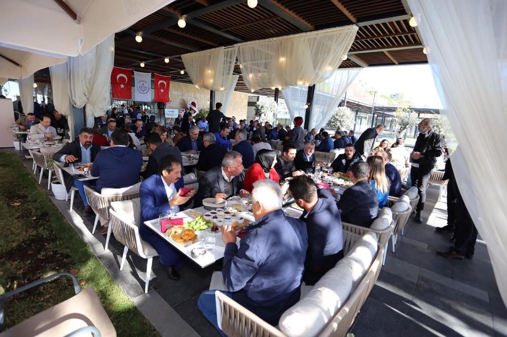 Karadenizliler kahvaltıda buluştu