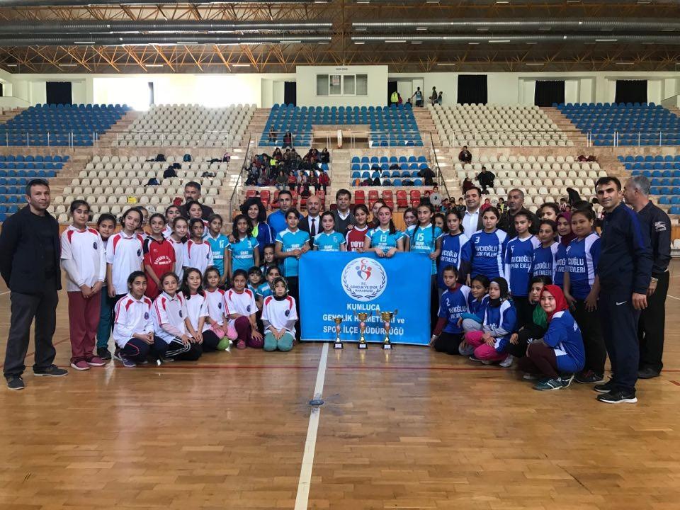 Kumluca'da Okul Sporları Müsabakaları başlıyor