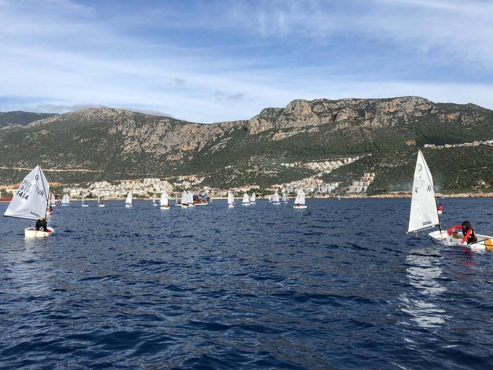 Likya Kupası Yelken Yarışları başladı