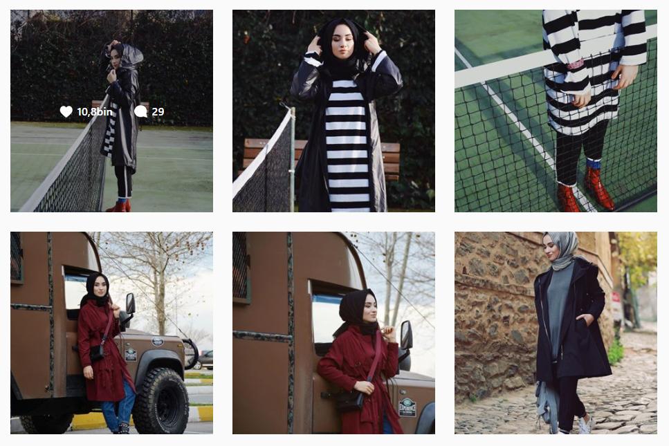Moda Sektörü ve Moda influencer Profilleri