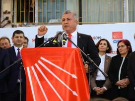 Sözen, Belediye Başkan adaylığını halk buluşması ile açıkladı