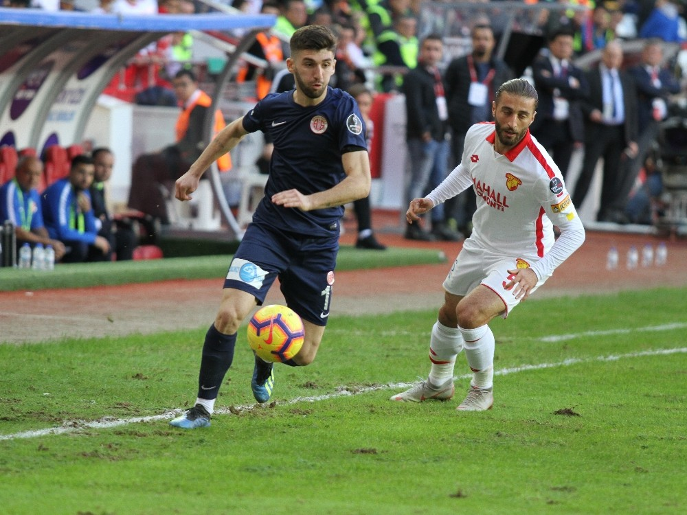Spor Toto Süper Lig: Antalyaspor: 1 – Göztepe: 0 (Maç sonucu)