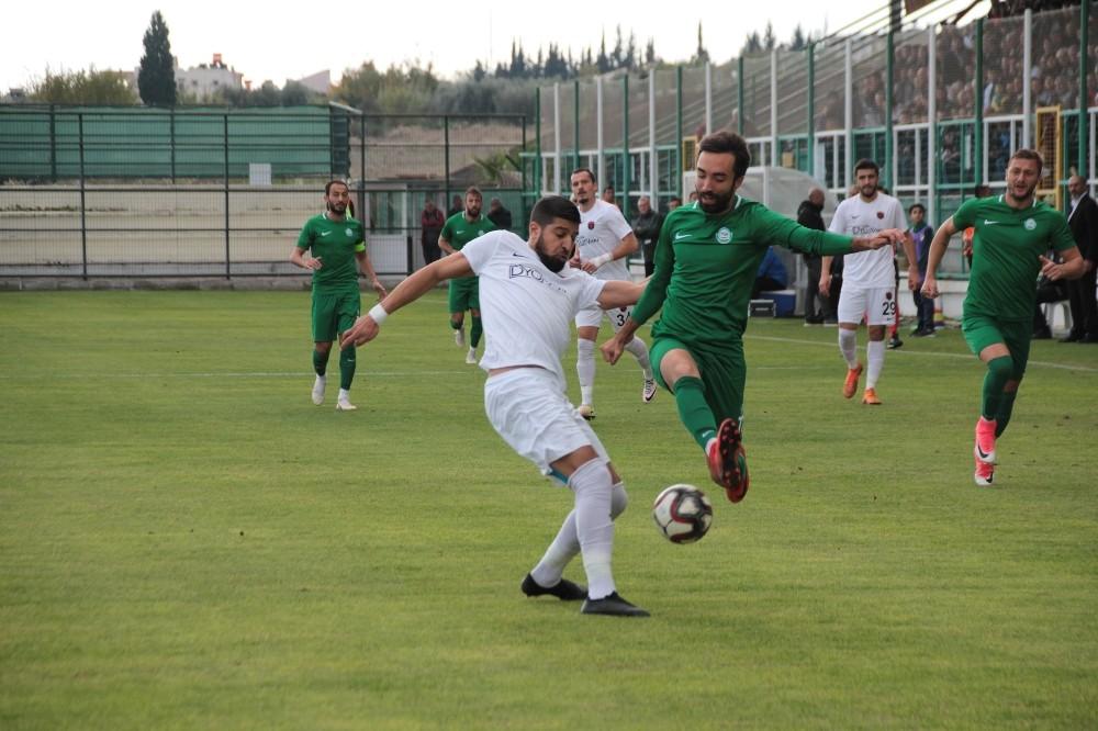 TFF 3. lig: Serik Belediyespor: 1 – Gölcükspor: 0