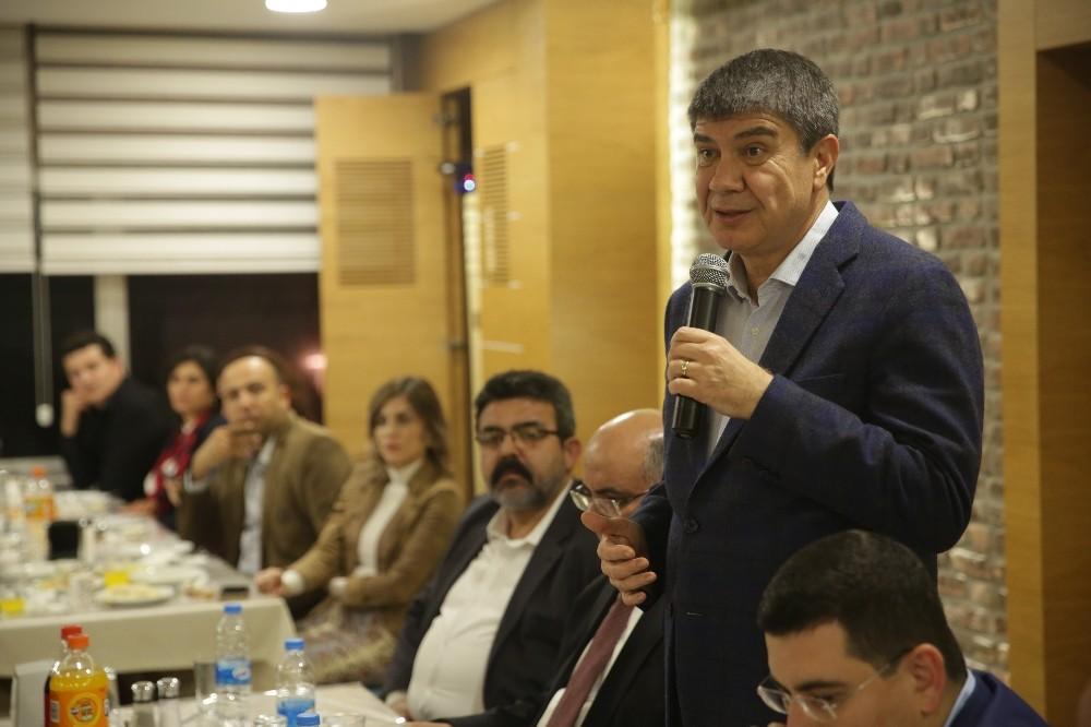 """Türel: """"Antalya'da sel görüntüleri tarih oldu"""""""