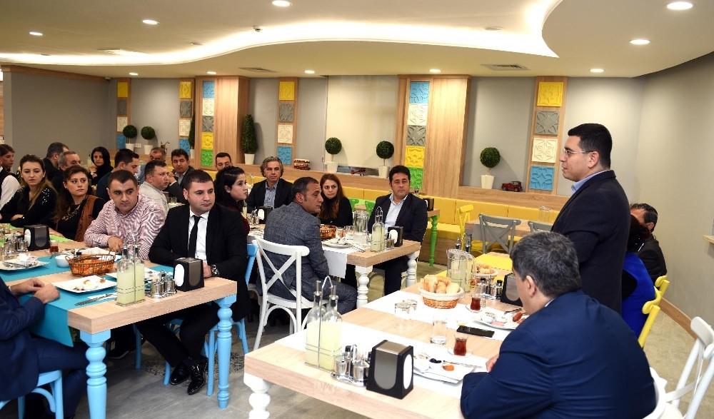 Tütüncü'den, 'Kepez'de mülkiyet problemi konuşulmuyor' açıklaması