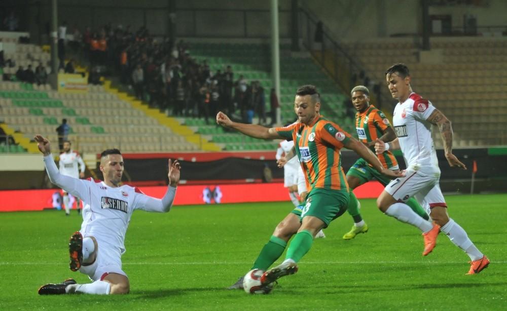 Ziraat Türkiye Kupası: Aytemiz Alanyaspor: 7 – K.Maraşspor: 2