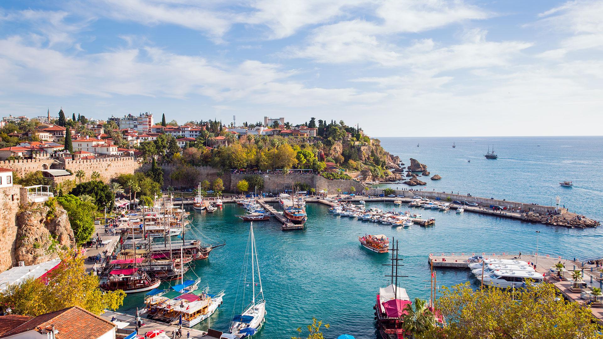 Antalya Otellerine İlgi Artacak mı?