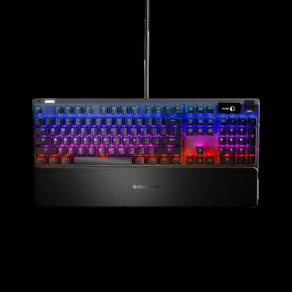 SteelSeries'in yeni mekanik klavyesi Türkiye'de