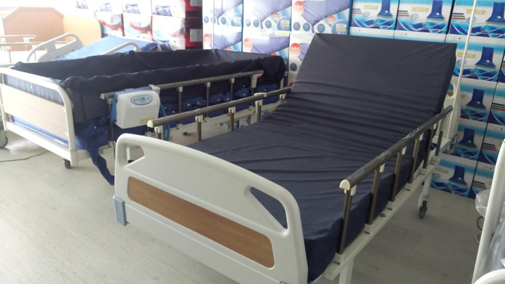 Hasta Yataklarında En Kullanışlı Modeller