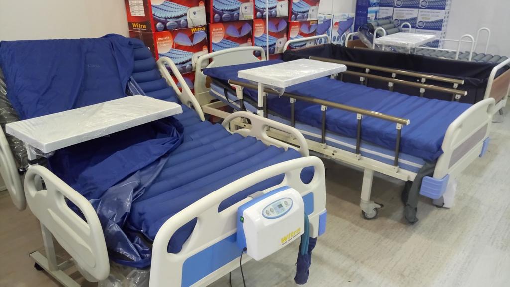 Hasta Yatağı Nereden Kiralanır?