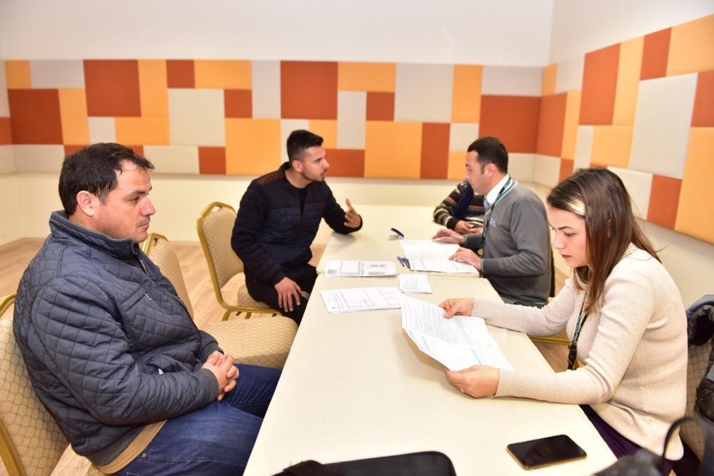Kepez'de istihdamda büyük buluşma