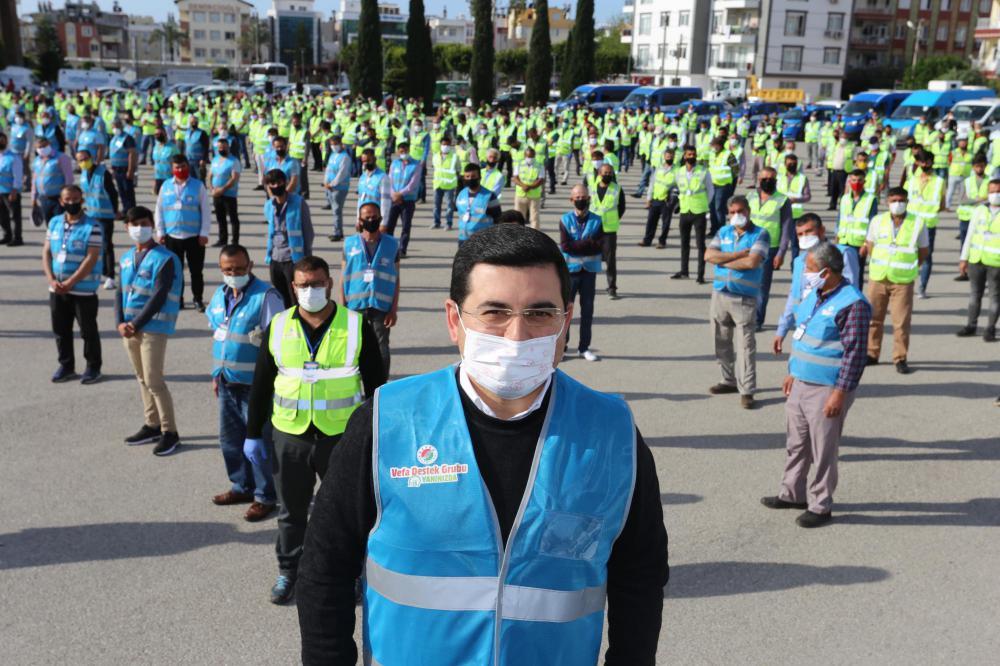 Kepez Belediye Başkanı Hakan Tütüncü'nün 23 Nisan Mesajı