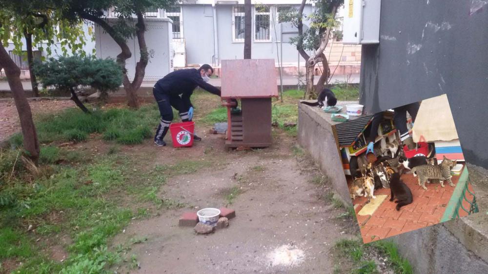 Kepez Belediyesinden Örnek Davranış