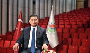 Kepez Belediye Başkanı Hakan Tütüncü'nün Yeni Yıl Mesajı