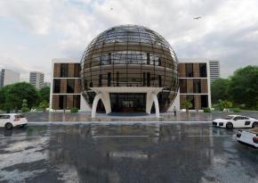 Kepez'e 'dünya' kütüphanesi