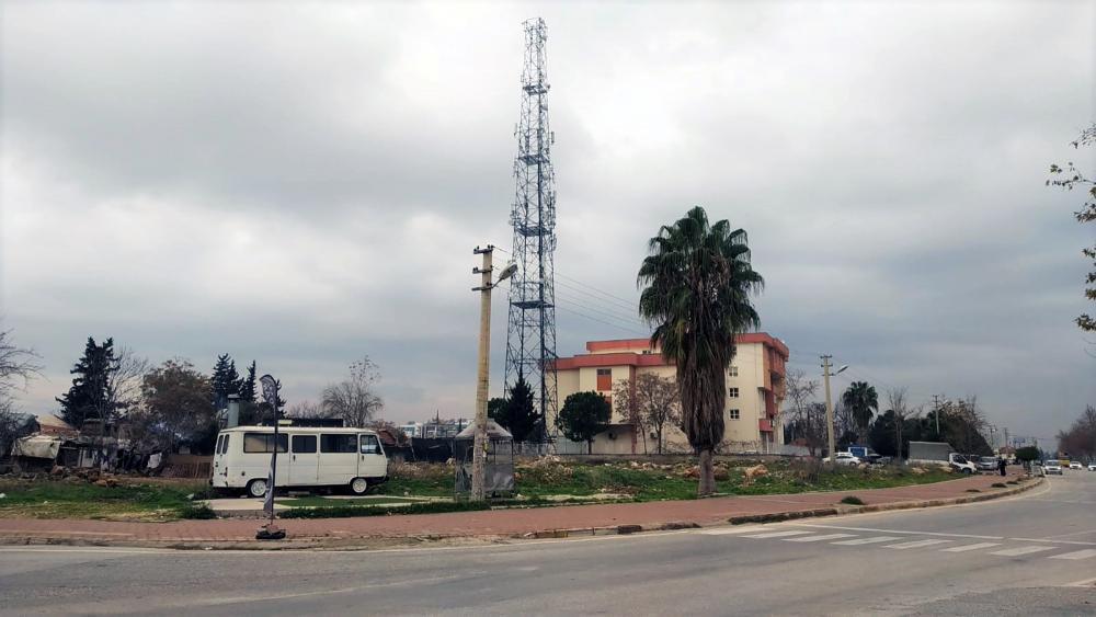 Kepez'in doğusuna karakol binası
