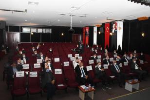 Antalya Kemer Belediyesi Mart ayı meclis toplantısı