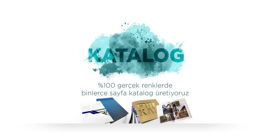 Tüm Katalog Baskı Çözümlerinde Kalitenin Adresi Furkan Ofset