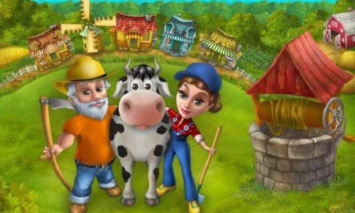 Online Çiftlik Oyunları Oynayın